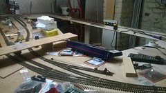 Photo of complete baseboard