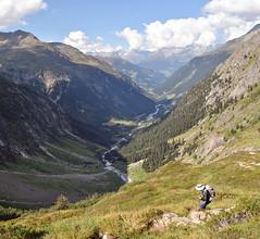 Valley (Alpine Light & Structure) Tags: switzerland schweiz suisse alps alpen alpes graubnden valsumvitg
