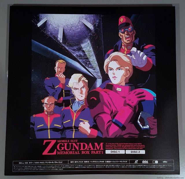Zeta Gundam Laserdisc Box Set I 6 by Judson Weinsheimer