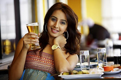 South Actress SANJJANAA Photos Set-4 (36)