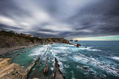 Playa de Arna (Cantabria) (noldor12) Tags: playadearna pilagos santacruzdebezana costaquebrada acantilados rocas faralln marcantbrico cantabria spain canoneos6d canonef1635f4lisusm