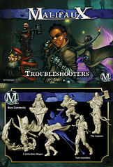 WYR20322 - Troubleshooters (Malifauxitae) Tags: mouse boxes starters ironsides m2e thecaptain arcanists oxfordianmage
