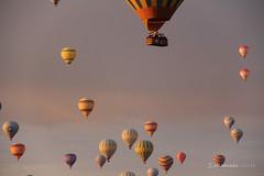 G1 - Capadócia - Passeio de Balão