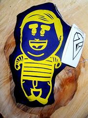 (serigrafia.zenor) Tags: puppet handmade screenprinting pupazzo serigrafia zenor