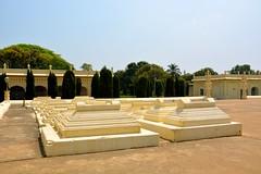 DSC_0064 (drs.sarajevo) Tags: india karnataka srirangapatnam gumbaz mausoleumtipusultan