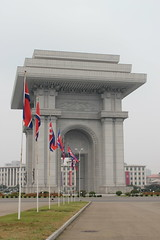 Arch of Triumph (Ray Cunningham) Tags: north korea pyongyang dprk