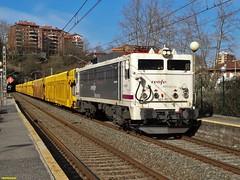 269 (firedmanager) Tags: train tren imperial locomotive caf mitsubishi locomotora renfe trena 269 railtransport renfeoperadora semat renfemercancías