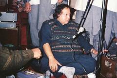 The Face of Qawwali - Nusrat Fateh Ali khan (Farooq Raz) Tags: singing fateh ali budha khan nusrat qawwali nfak