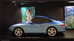 Stuttgart - Porsche Museum (Udo Lindenberg Ausstellung)