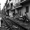 no T R A I N (Friedfisch Otter) Tags: 6x6 film analog hanoi hassi