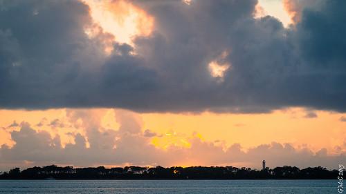 Sunrise at Golden Beach