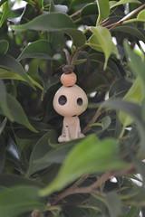 petit esprit de la forêt (~Louna~) Tags: nature princess princesse mononoke princessemononoke
