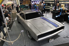 Dodge Charger 1968 (Drontfarmaren) Tags: show classic cars easter sweden low performance event american april dodge motor 1968 coverage custom charger bilder jönköping bagged 2015 galleri elmia bilsport drontfarmaren