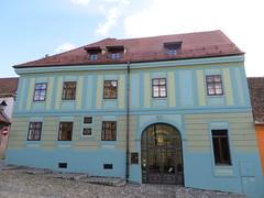 2015-040218 (bubbahop) Tags: hotel casa romania sighisoara guesthouse krauss 2015 sighișoara georgius europetrip32