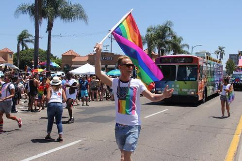 San Diego Pride 2016