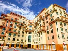 Modern architecture, Healthcare City (nigelharris4) Tags: middleeast design healthcare modern uae dubai architecture building
