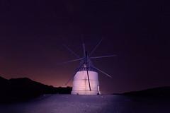 Molino de El Monsul. ( calvin1961) Tags: molino windmill elmonsul cabodegata almera night andaluca andalusia espaa spain canon eos 6d ef1635mm