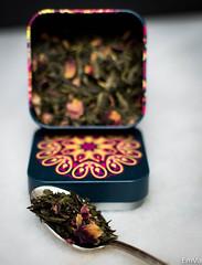 Sakura 2000 (Ani S Tea) Tags: 35mm emvaphotography mariagefrres nikond3200 sakura sakura2000 cherryblossom cuillre fleursdecerisiers green greentea spoon tea th thvert vert