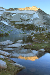 2016_07_06_3792-PS (DA Edwards) Tags: northern california eldorado national forest desolation wilderness shangrila color mountains sierra nevada lake light wildflowers sunset sunrise tent snow da edwards photography summer 2016
