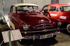 Škoda 440 Spartak (The Adventurous Eye) Tags: škoda 440 spartak retroautomuzeum classic car museum socialistic muzeum socialistických vozidel
