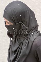 H504_3493 (bandashing) Tags: girl headscarf hijab burkah niqab cover black street sylhet manchester england bangladesh bandashing socialdocumentary aoa akhtarowaisahmed