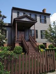 McIlwaine House (johnandmary.F) Tags: petersburgvirginia va virginia history historic civilwar civilwarhistory old