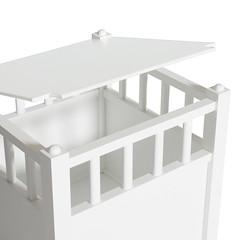 caisse_de_rangement_jouet_bois_massif (bjrka design) Tags: coffre jouets table chevet enfants chambre rangement