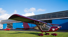 G-CCJV Foxbat, Scone (wwshack) Tags: scotland scone perthairport egpt foxbat gccjv sconeairport