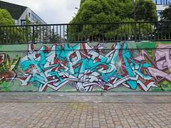 Nantes, Persu (Zerbi Hancok) Tags: nantes nantesgraffiti nantesstreetart quaidelaloire quai graffiti graff streetart walls