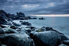 The North Coast (stevegoan) Tags: north coast county antrim northern ireland norn iron seaside rocks long exposure