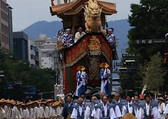 Kyoto Gion Festival (Hoko Float) (seiji2012) Tags: kyoto festival gionfestival parade