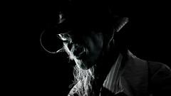 The old man (Ngc Black) Tags: omdem1 em1 olympusomdem1 olympus1240pro olympus mz1240mmf28pro mzuiko1240mm blackwhite blackandwhite bw oldman man lowkey
