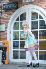 Minami Kotori (Tumeatcat) Tags: anime cosplay portrait lovelive kotori nikon d800 thailand nendoroid