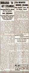 1917 0416 Mindanao To Get Steamers (gorio_b25) Tags: 1917 ssmatipid amy maria departmentofmindanaoandzulu zamboanga