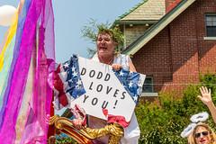 Less-Than-Grand-Marshal (Eridony (Instagram: eridony_prime)) Tags: columbus franklincounty ohio victorianvillage parade doodahparade