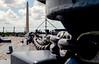 TEXAS Port Anchor Capstan (Matt D. Allen) Tags: texas battleshiptexas houstonshipchannel