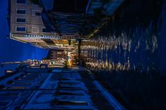 Venice - Canal Reflections (Le Monde1) Tags: italy lemonde1 nikon d610 venice veneto unesco worldheritagesite riva calle fondamenta canals gondola republic art architecture palazzo waterway sinking