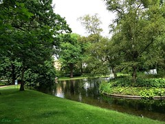 Dronningparken, Norway (Esan Semi) Tags: oslo norway dronningparken nature spring colors greenery tree outdoor landscape scenery park lovely day water outside adventure weekend yard plant
