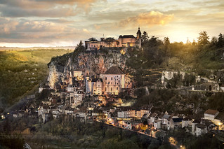 Rocamadour Village - France
