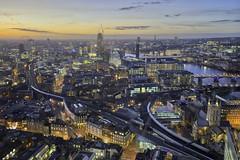 Trey Ratcliff - London Splash - City HDR (2 of 3)_HDR_edit (FX PRO) Tags: england london ratcliff stuckincustomscom trey treyratcliff uk