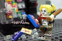 (~ POP ~) Tags: harleyquinn lego toys  suicidesquad  minifigure