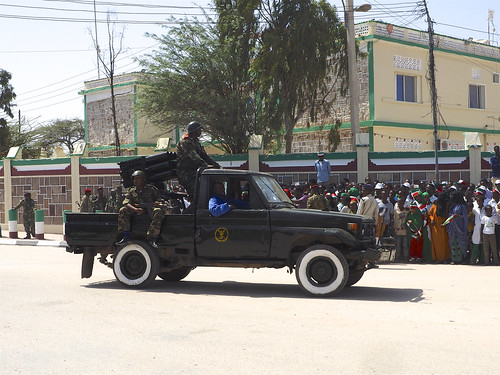 Scenes fro Somaliland Independence Day