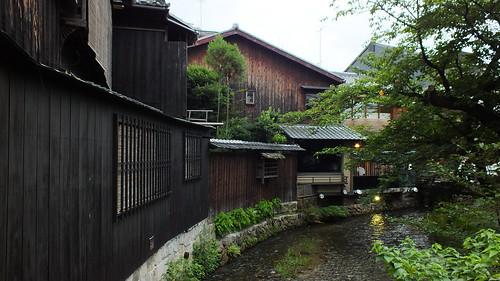 Geisha Borough in Tokyo