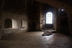 Doune Castle inside (Suzanne's stream) Tags: castledoune castleleoch outlander series medieval scotland