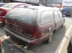 Mercury Sable II Wagon 03 China 2016-04-11 (NavDam84) Tags: mercury sable mercurysable stationwagon carsinbeijing carsinchina vehiclesinbeijing vehiclesinchina worldcars