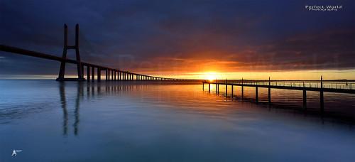 Perfect World Photography Vasco da Gama sunrise #2
