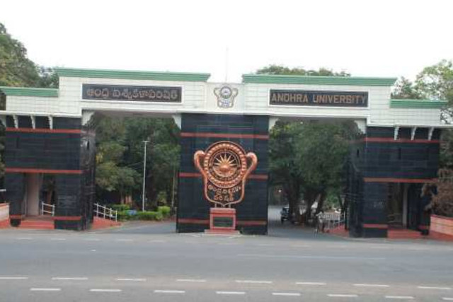 AUCET 2015 Andhra University Common Entrance Test