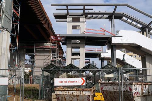 Leverkusen-Opladen: re-designing the railway station