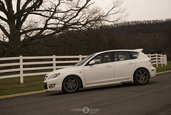 DSC_0026ew (Nathan Peterson Photography) Tags: mazda mazda3 mazdaspeed jbr mazdaspeed3 corksport speed3 jamesbaroneracing npetersonphoto