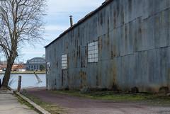 MTB hangar